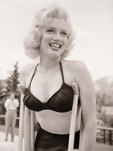 Photo of Marilyn Monroe from listal.com