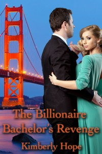 The Billionaire Bachelor's Revenge Book Cover