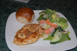 Photo of Chicken Marsala