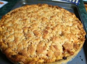 Photo of French Apple Pie